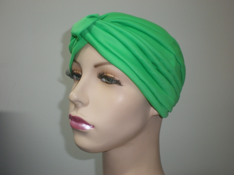 Turban Fern green